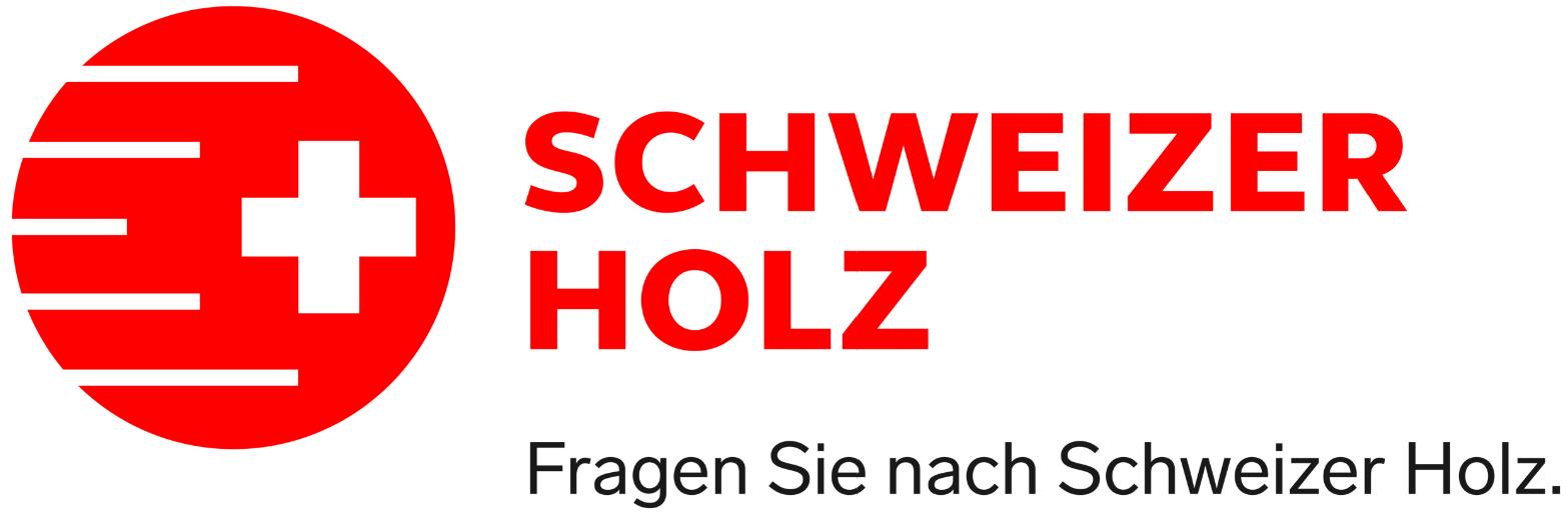 Zertifizierung durch Schweizer Holz