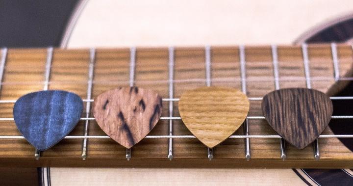 Sonoplec : plectres pour guitares