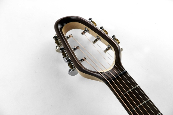 sonowood guitar headstock